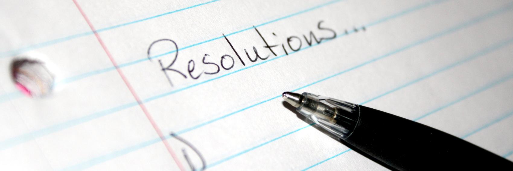 How To Keep New Year Resolutions