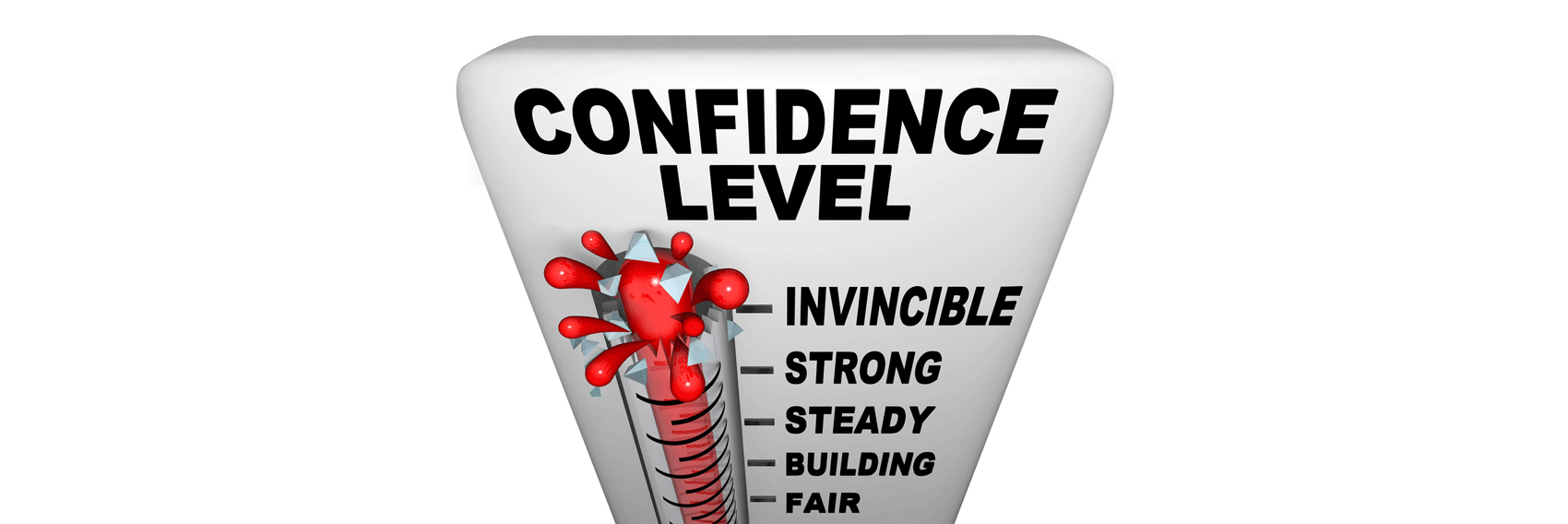 Confidence Can Build Without A Confidence Course. Super Self Confidence
